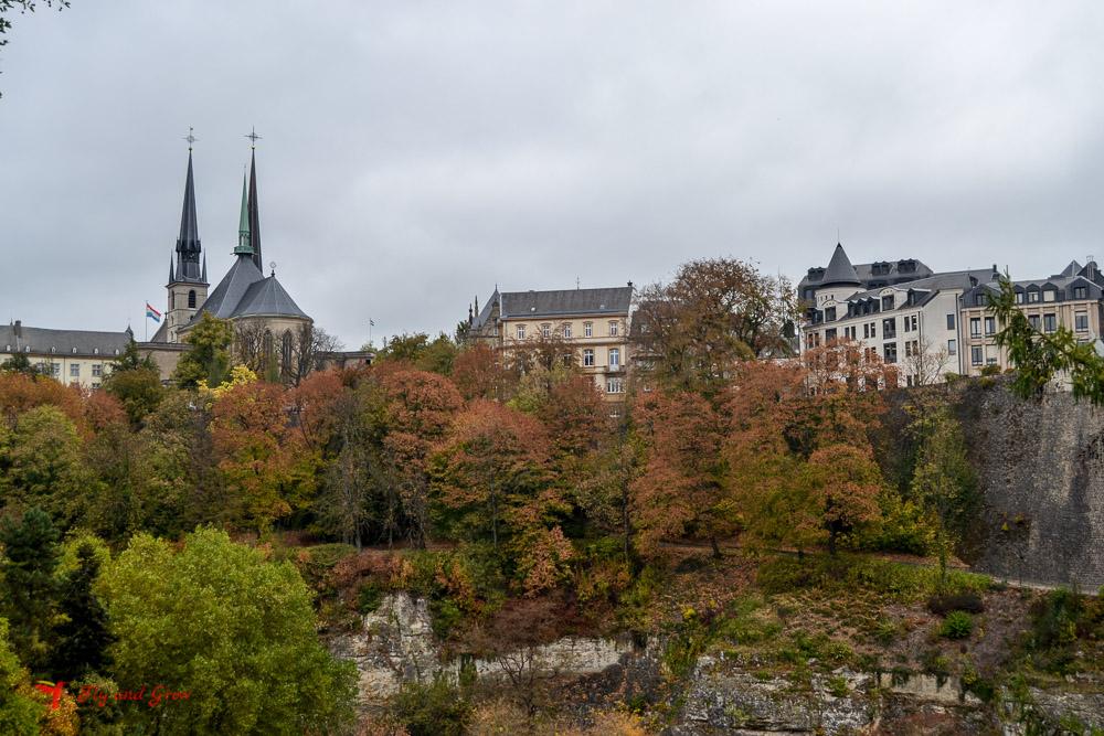 Luxemburgo foto de la ciudad