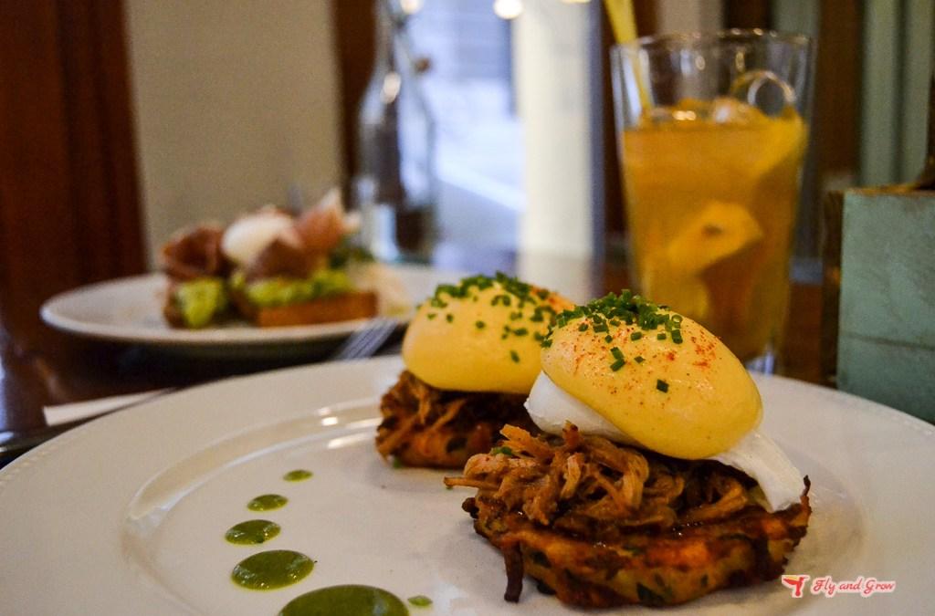 Los mejores sitios para desayunar o hacer brunch en Budapest