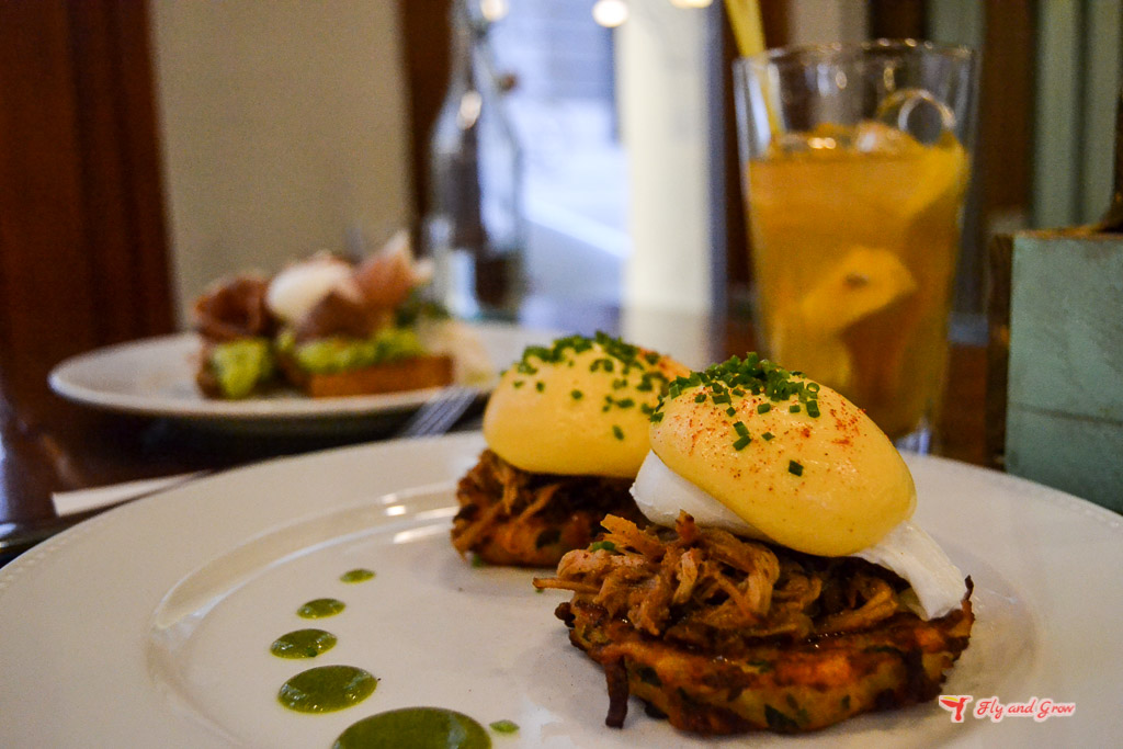 dónde desayunar en Budapest