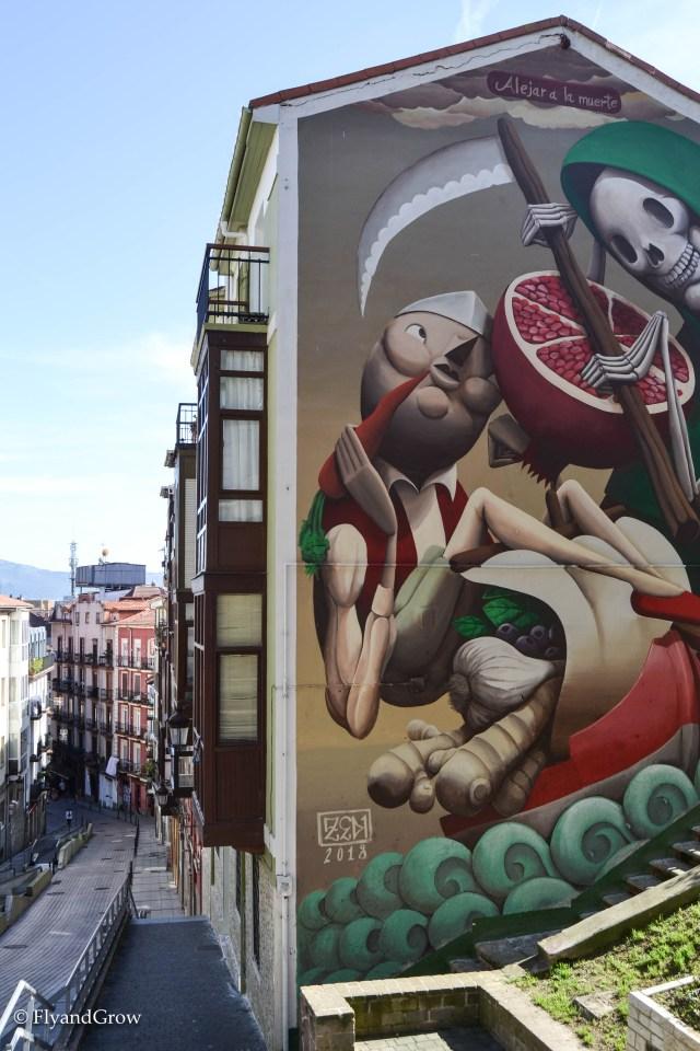 Street Art Santander