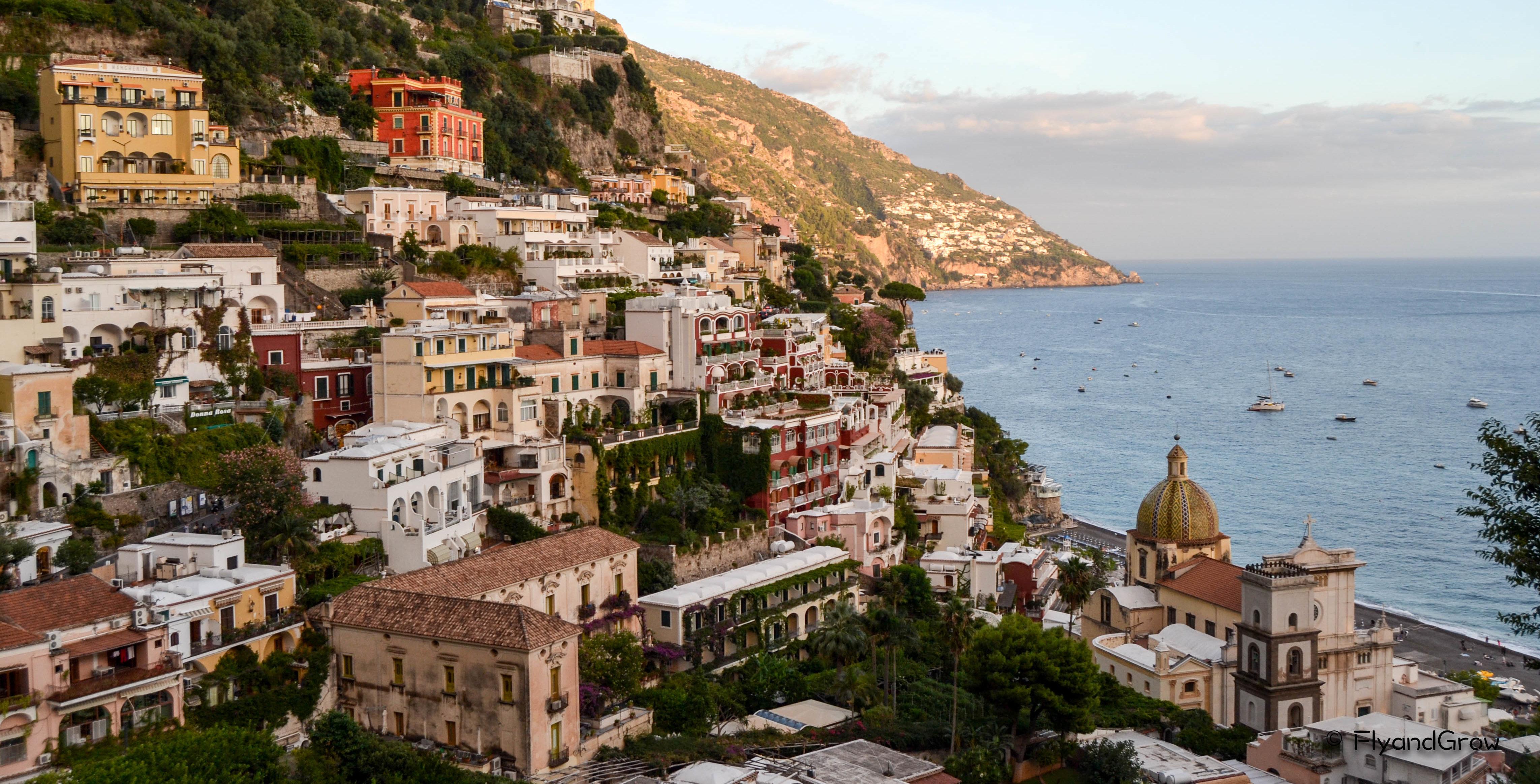 Un día en la Costa Amalfitana