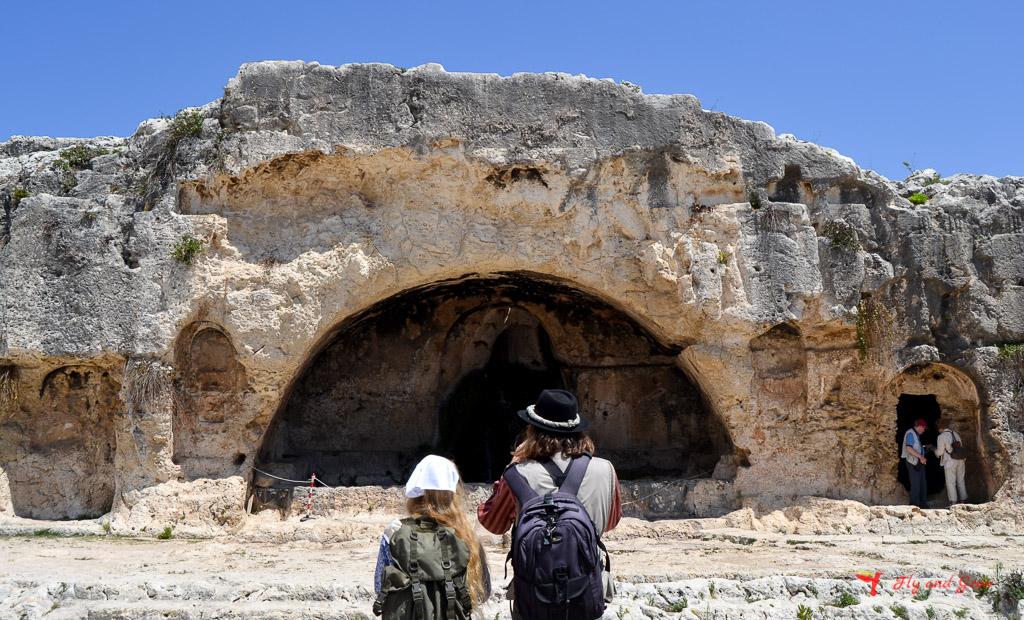 Guía para visitar por libre el Parque Arqueológico de Neapolis y el Teatro Griego de Siracusa