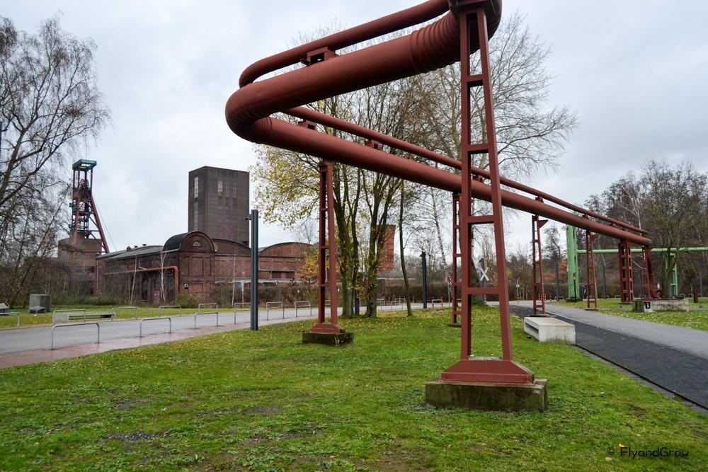 Minas de carbón de Zollverein