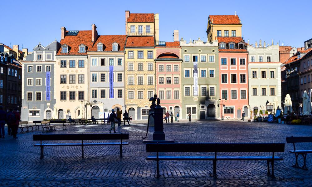 Ruta de 10 días en Polonia
