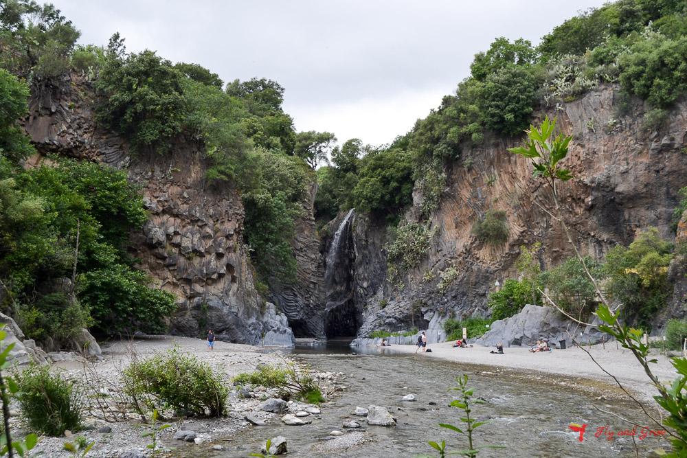 rio Alcantara sicilia