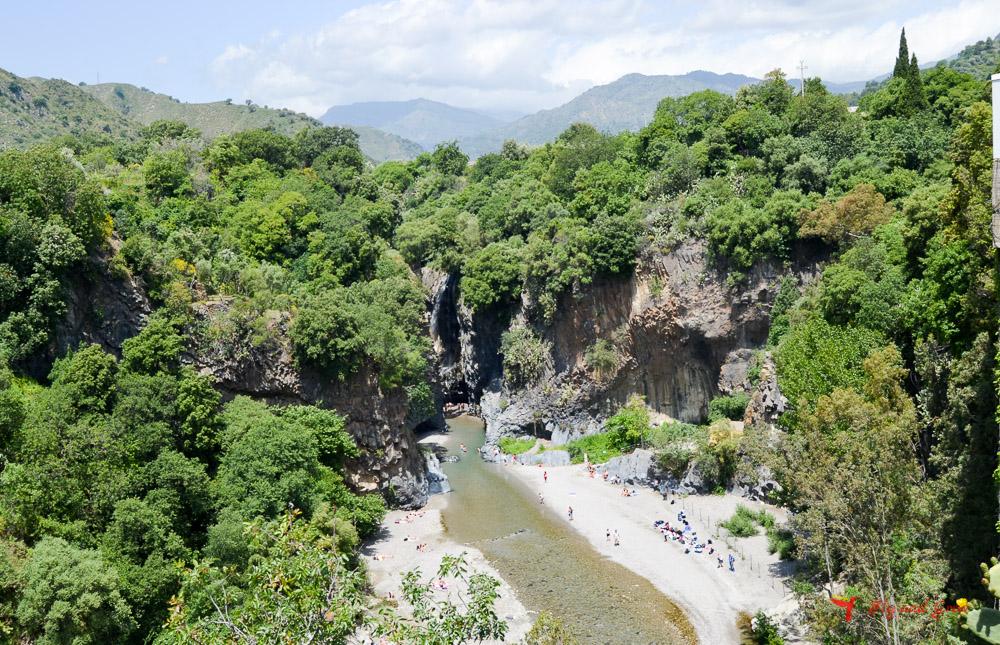 Gargantas del rio Alcantara