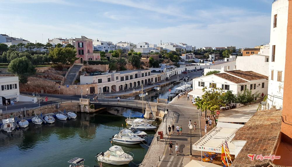que ver en Menorca