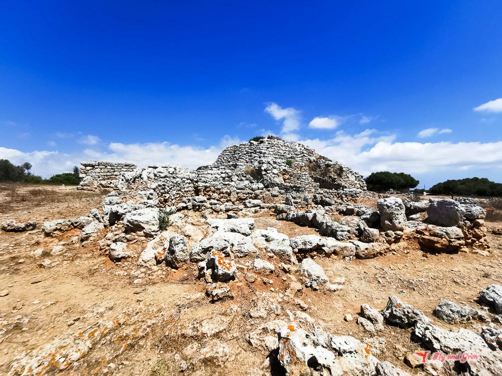 Ruta talaiótica en Menorca