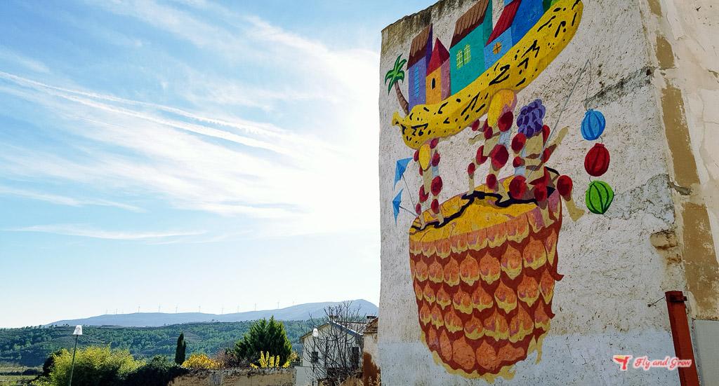 Qué ver en Torrellas, desde su herencia mudéjar a su popular street art