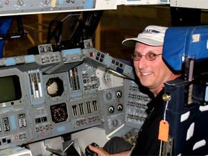 Paul Dye- NASA | KitPlanes Magazine | Flight Director | Space Shuttle
