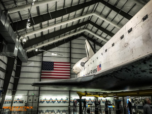 Space Shuttle Endeavor
