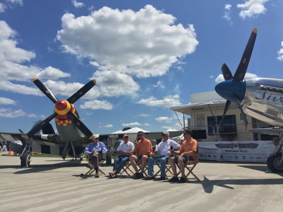 AviatorCast: P51s In Review At Oshkosh AviatorCast: Flight