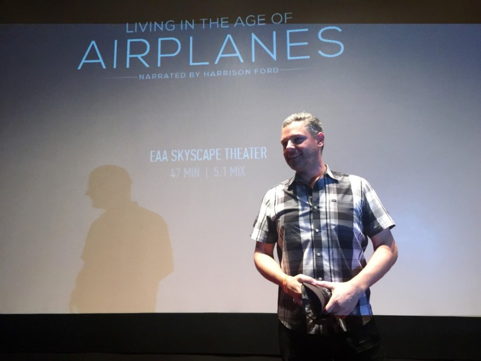 Brian Terwilliger - Flying in the Age of Airplanes - AviatorCast
