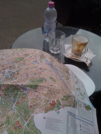 Coffee and a Map