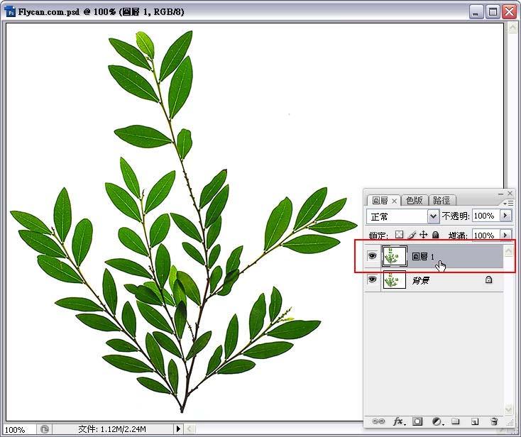Photoshop 影像設計  - Photoshop 去背教學 - Alpha Channel 去背入門練習 - alpha_channel_01