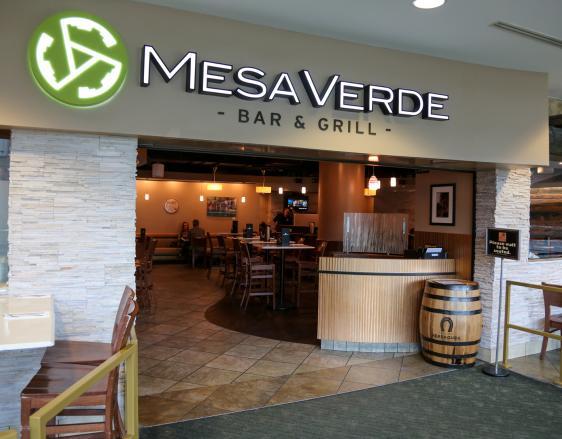 Mesa Verde Bar Amp Grill Denver International Airport