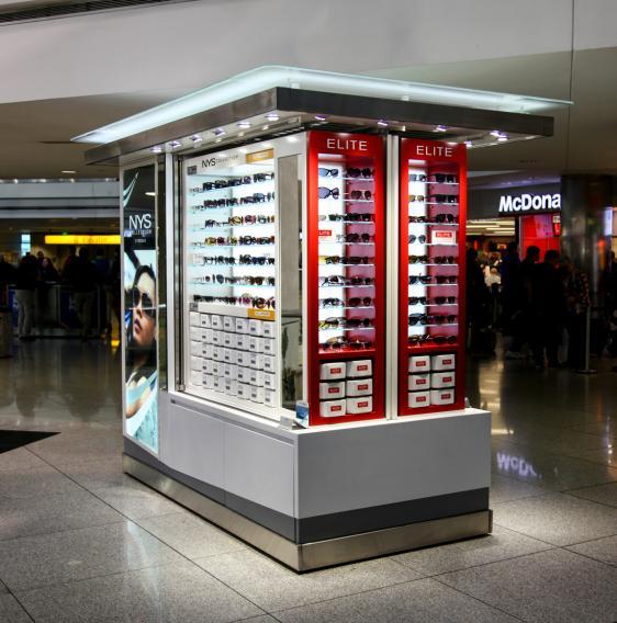 NYS Collection Eyewear Denver International Airport