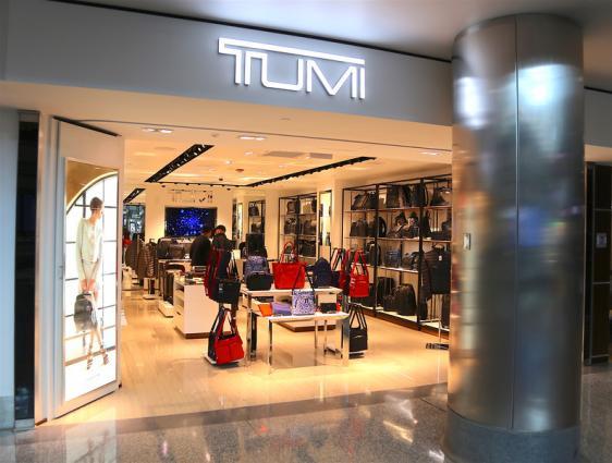 Tumi Denver International Airport