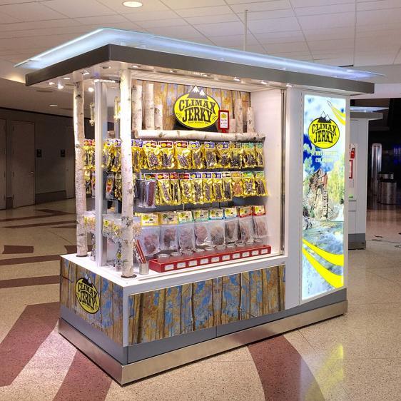 Climax Jerky Denver International Airport