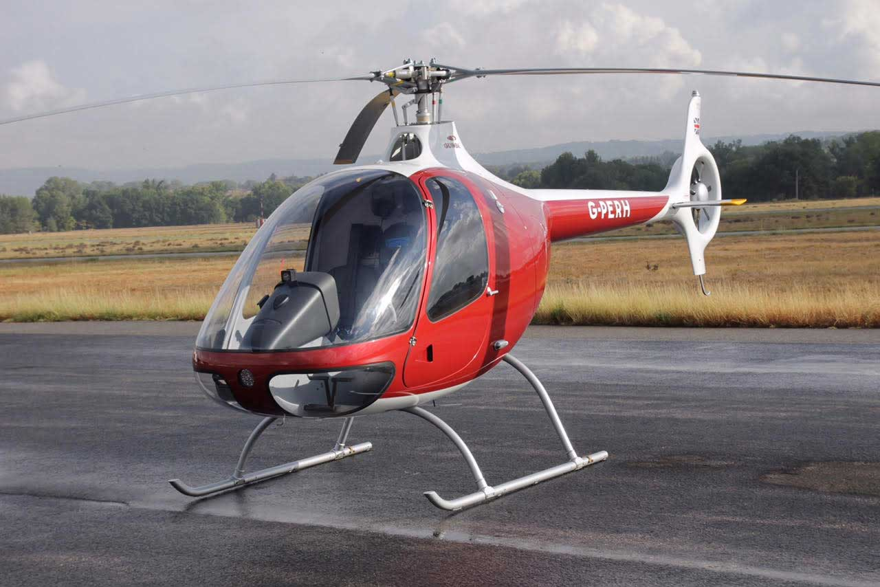 2 Magazine Helicopter Seater