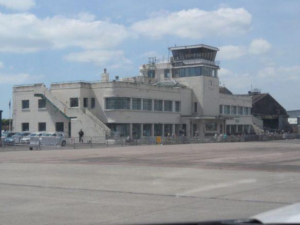 Shoreham AIrport Building