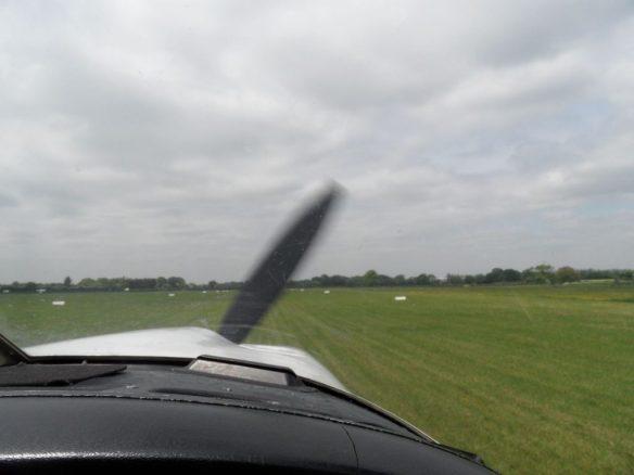 Landing Headcorn