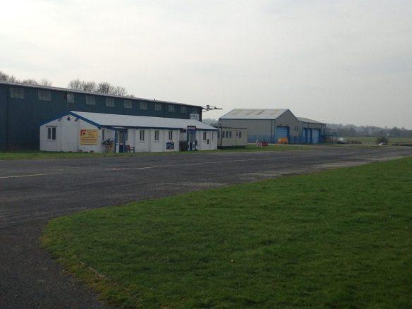 Hangars at Halfpenny Green
