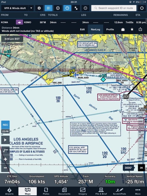 Foreflight with Stratux