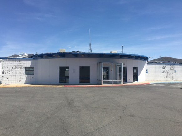 Carson City Terminal Building