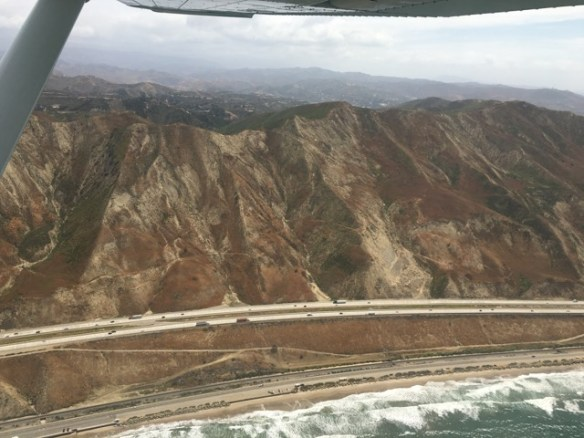 Up the coast from Ventura