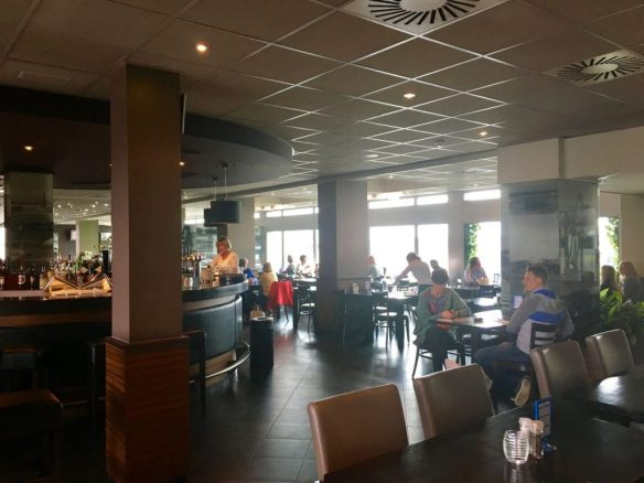 Antwerp Airport Cafe