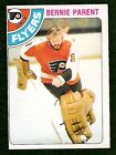 1978 79 O PEE CHEE 15 BERNIE PARENT PHILADELPHIA FLYERS