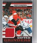10 11 2010 11 ZENITH SCOTT HARTNELL GIFTED GRINDERS JERSEY 299 14 PANINI FLYERS
