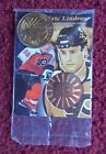 NHL Hockey Cards Sealed Promo Pack 1997 Pinnacle Mint w Eric Lindros Coin