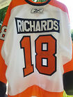 PHILADELPHIA FLYERS MIKE RICHARDS AUTOGRAPHED WINTER CLASSIC JERSEY