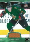 2009 10 ITG DANIEL BRIERE GAME USED JERSEY ONLY 1 1 MIN WILD