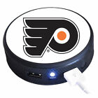 Philadelphia Flyers 3600 mAh Puck Remote Cell Phone Charger NHL