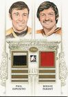 Phil Esposito  Bernie Parent 2013 14 ITG Classmates GOLD Version 10