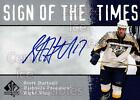 2000 01 SP Authentic Sign of the Times SH Scott Hartnell