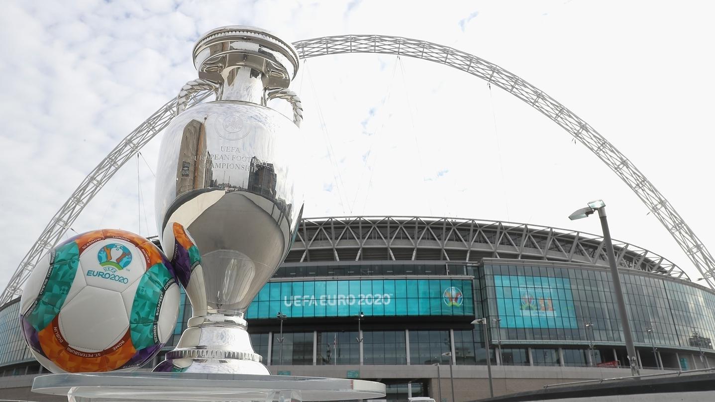 Wembley stadium uefa euro 2020