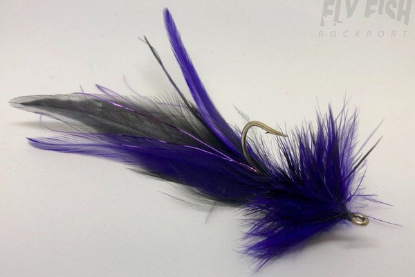 Redfish Seaducer Fly Pattern