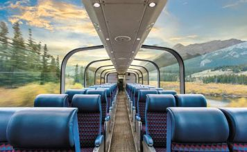 Canada Trains and Tours