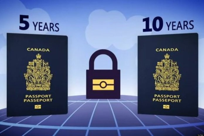 Canada Passport Office