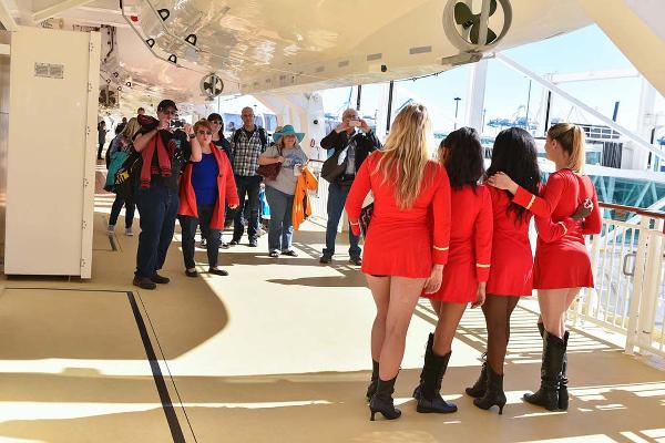 Celebrity Themed Cruises