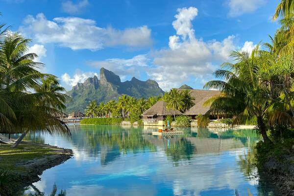 French Polynesia from Canada