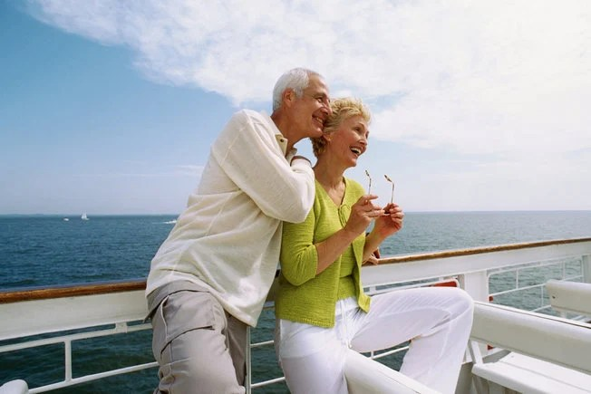 Senior Cruise Companion