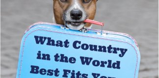 What Country is Best for You Quiz