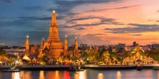Cheap Flights from Toronto to Bangkok