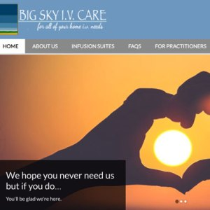 Big Sky I.V. Care – Kalispell, MT