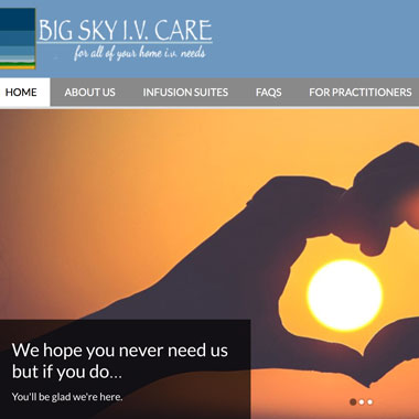 Big Sky I.V. Care – Kalispell, MT